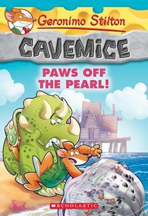 Bog, paperback Paws Off the Pearl! af Geronimo Stilton