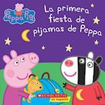 La primera fiesta de pijamas de Peppa/ Pepa's First sleepover af Eone