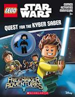 Quest for the Kyber Saber (Lego Star Wars)