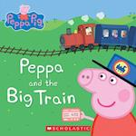 Peppa and the Big Train