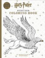 Harry Potter Poster Coloring Book (Harry Potter)