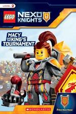 Macy and the King's Tournament (Lego Nexo Knights)