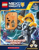 Activity Book With Minifigure (Lego Nexo Knights)