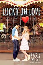 Lucky in Love af Kasie West