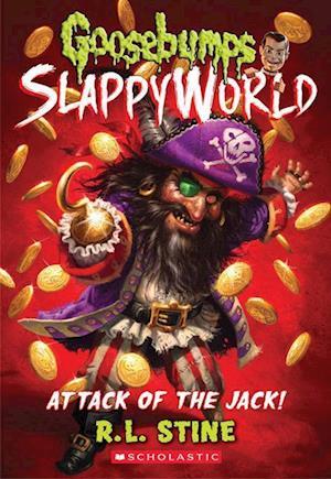 Bog, paperback Attack of the Jack af R. L. Stine