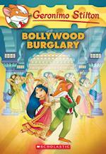 Bollywood Burglary af Geronimo Stilton