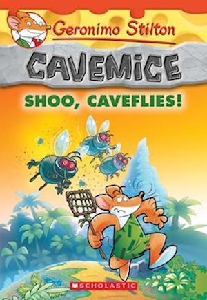 Bog, paperback Shoo, Caveflies! af Geronimo Stilton