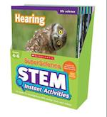 SuperScience Stem Instant Activities, Grades 4-6 (Superscience Stem Instant Activities)
