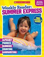 Weekly Reader Summer Express Between Grades PreK & K (Weekly Reader Summer Express)