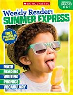 Weekly Reader Summer Express Between Grades K & 1 (Weekly Reader Summer Express)