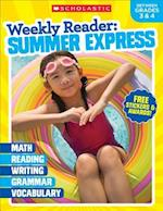 Weekly Reader Summer Express Between Grades 3 & 4 (Weekly Reader Summer Express)