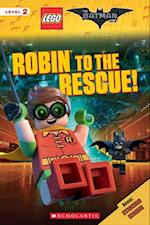 Robin to the Rescue! (Scholastic Readers Lego)