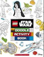 Doodle Activity Book (Lego Star Wars)