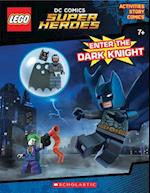 Activity Book 2 With Minifigure (Lego Dc Superheroes)