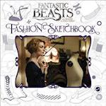 Fantastic Beasts and Where to Find Them Fashion Sketchbook (Fantastic Beasts and Where to Find Them)