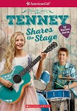 Tenney Shares the Stage (American Girl Contemporary Mg Series 1)