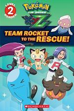 Team Rocket to the Rescue! (Pokemon)