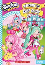 Welcome to Chef Club! (Shopkins)