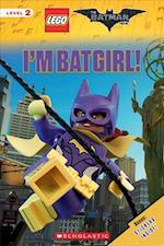 I'm Batgirl! (Scholastic Readers Lego)