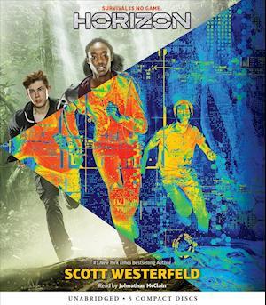 Lydbog, CD Horizon af Scott Westerfeld
