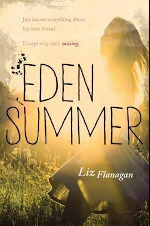 Bog, hardback Eden Summer af Liz Flanagan