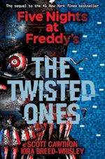 Five Nights at Freddy's: The Twisted Ones (Five Nights at Freddys, nr. 2)