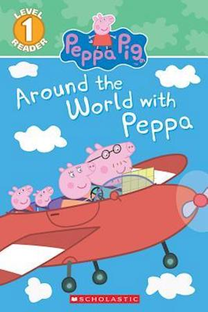 Bog, paperback Around the World With Peppa af Eone