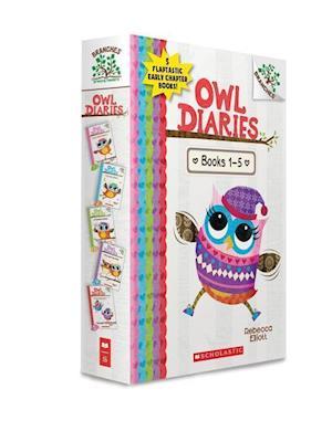 Owl Diaries, Books 1-5