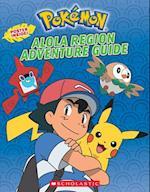 Alola Region Adventure Guide (Pokemon) (Pokemon)