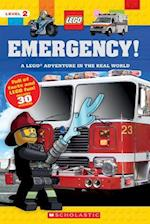 Emergency! (Lego Nonfiction)