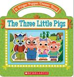 The Three Little Pigs (A Finger Puppet Theater Book)