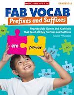 Prefixes & Suffixes (Fab Vocab)