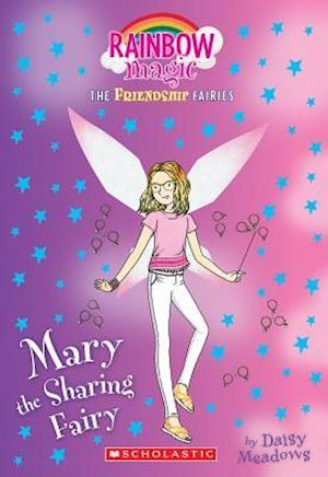 Bog, paperback Mary the Sharing Fairy (Friendship Fairies #2) af Daisy Meadows