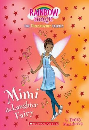 Bog, paperback Mimi the Laughter Fairy (Friendship Fairies #3) af Daisy Meadows