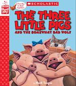 The Three Little Pigs and the Somewhat Bad Wolf (Storyplay)