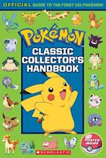 Pokémon Classic Collector's Handbook (Pokemon)