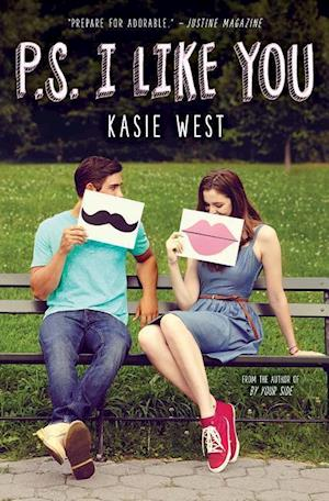 Bog, paperback P.S. I Like You af Kasie West