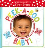 Peek-a-Boo Baby! (Scholastic Early Learners)