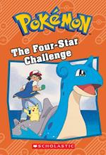The Four-Star Challenge (POKEMON CHAPTER BOOK)
