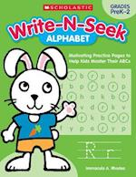 Alphabet (Write N Seek)