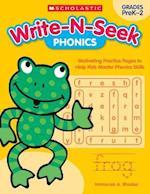 Phonics (Write N Seek)