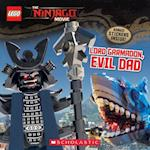 Lord Garmadon, Evil Dad