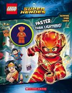 Faster Than Lightning! (Lego Dc Superheroes)