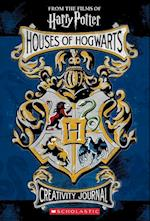 Harry Potter: Houses of Hogwarts Creativity Journal (Harry Potter)
