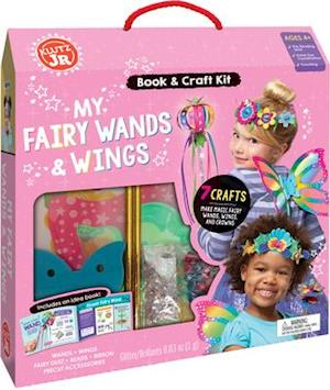 My Fairy Wands & Wings