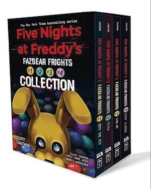 Fazbear Frights Four Book Boxed Set