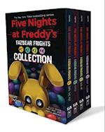 Fazbear Frights Four Book Boxed Set