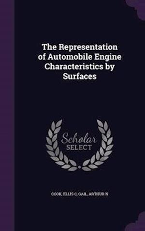 The Representation of Automobile Engine Characteristics by Surfaces