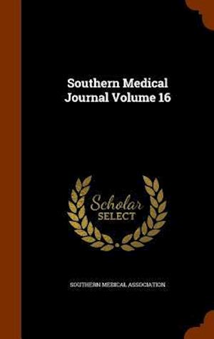 Southern Medical Journal Volume 16