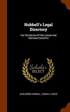Hubbell's Legal Directory